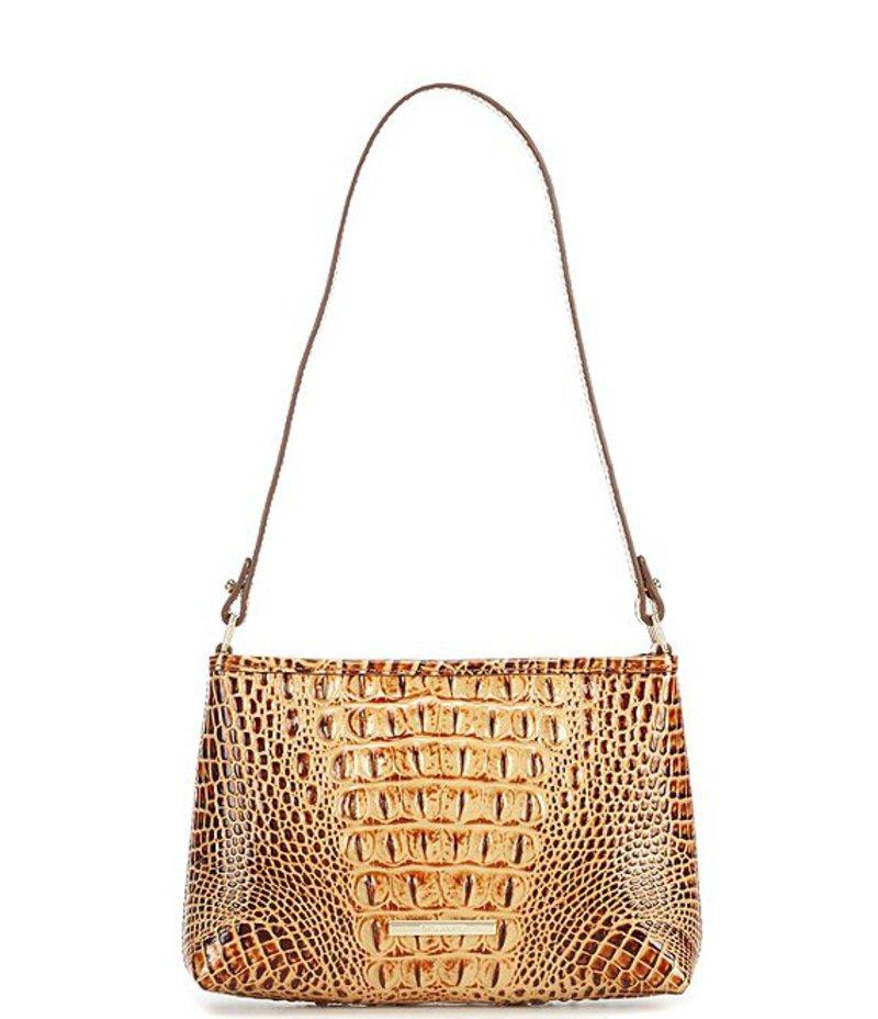 ブランミン レディース ショルダーバッグ バッグ Melbourne Collection Lorelei Shoulder Bag Toasted