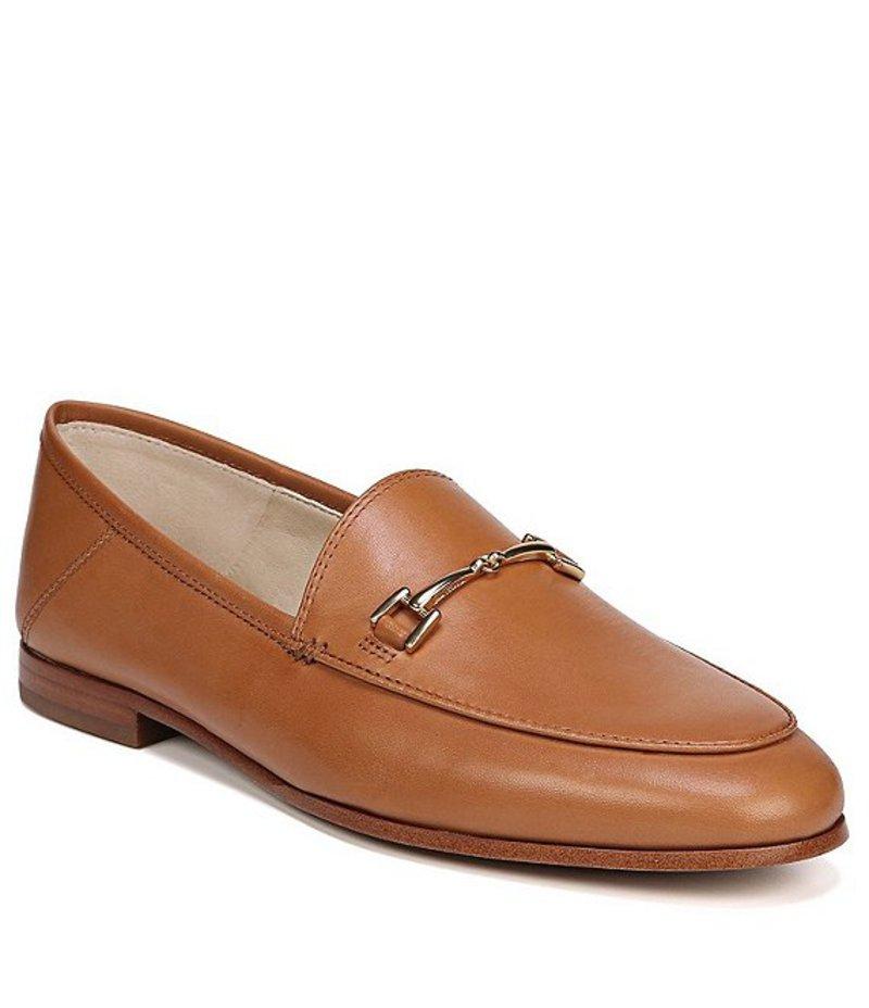 サムエデルマン レディース スリッポン・ローファー シューズ Loraine Leather Bit Embellishment Loafers Saddle