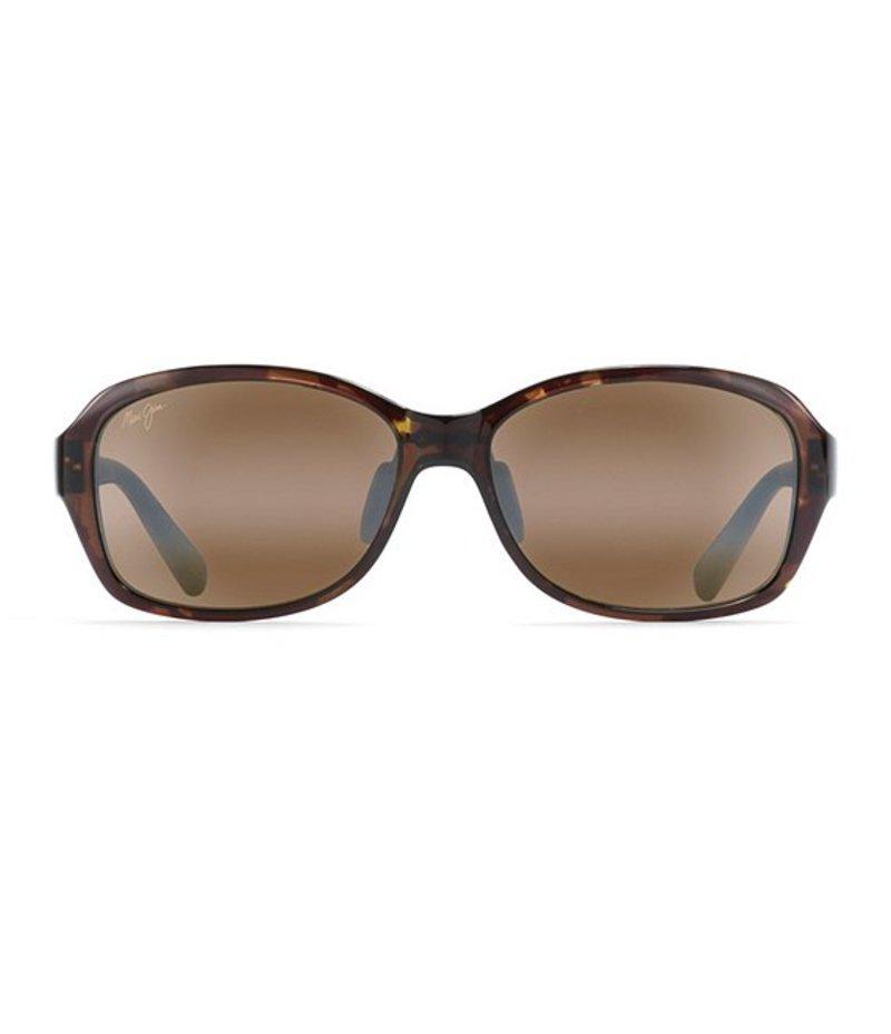 マウイジム レディース サングラス・アイウェア アクセサリー Koki Beach Polarized Sunglasses Olive Tortoise