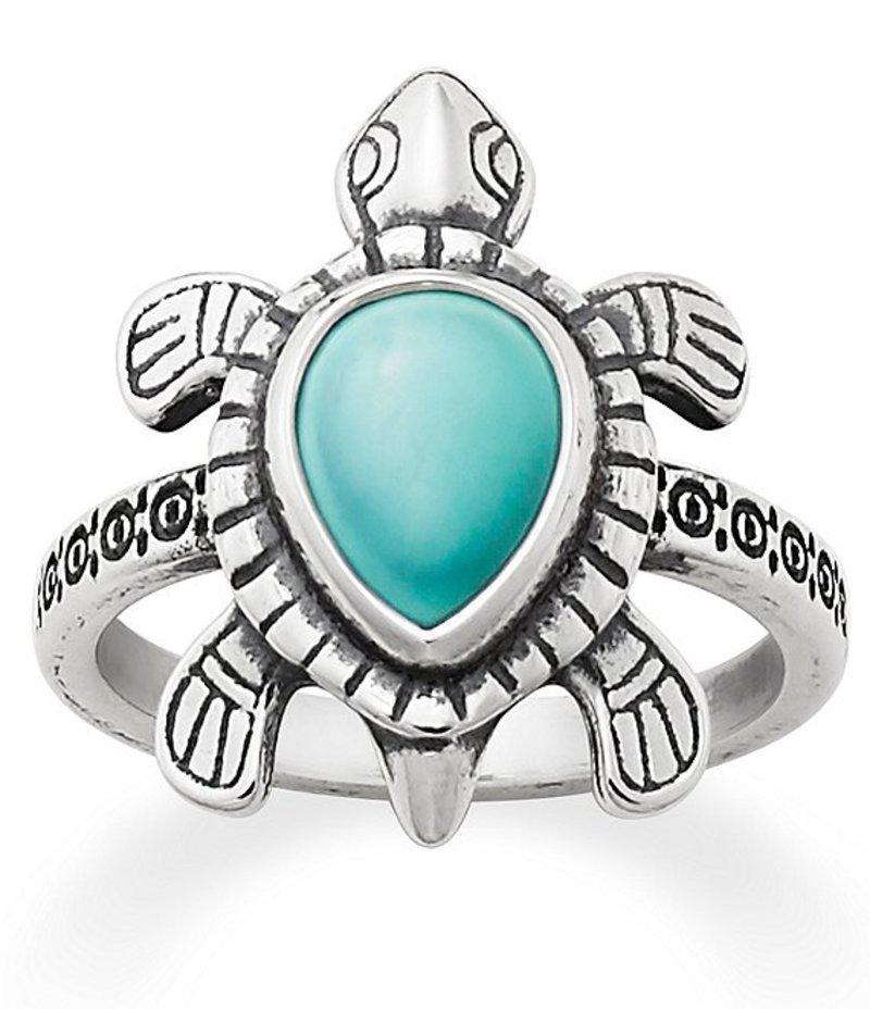 ジェームズ エイヴリー レディース 指輪 アクセサリー Turquoise Turtle Ring Sterling Silver/Turquoise