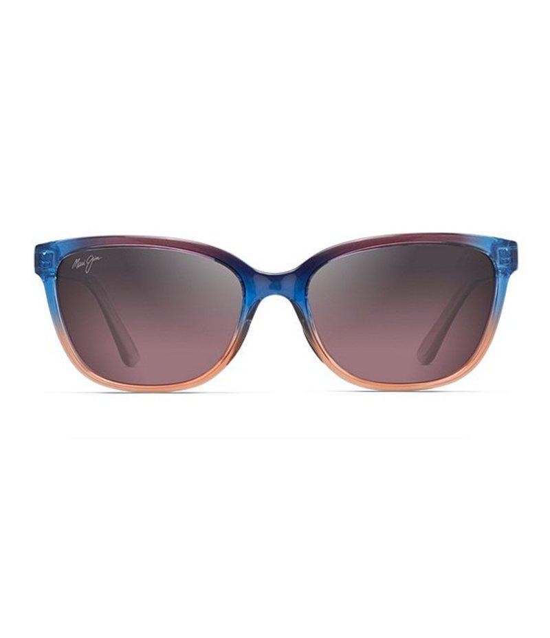 マウイジム レディース サングラス アイウェア アクセサリー Honi Colorblocked Polarized Sunglasses Multi プライバシーポリシー 米寿祝 開業祝