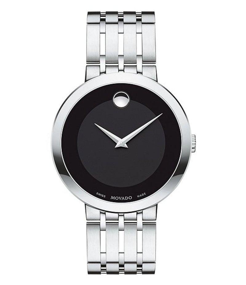 モバド メンズ 腕時計 アクセサリー Men's Esperanza Watch Silver