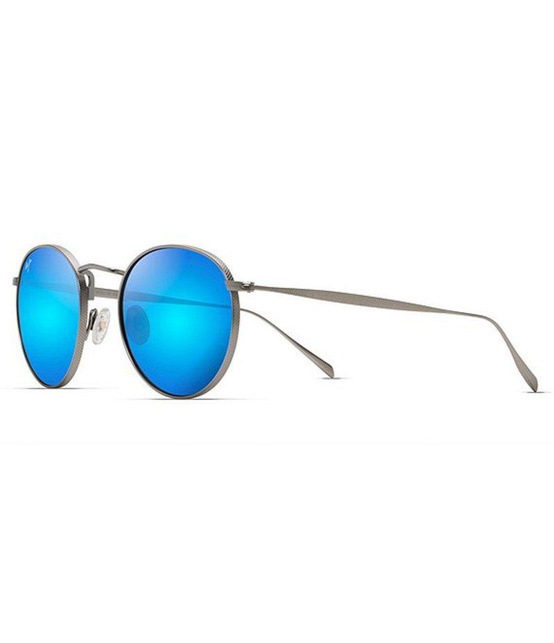 マウイジム レディース サングラス・アイウェア アクセサリー Nautilus Polarized Sunglasses Titanium