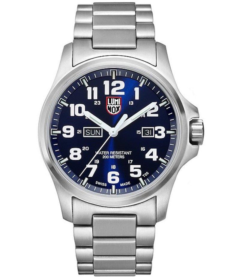 ルミノックス メンズ 腕時計 アクセサリー Atacama Field Day Date 1924.M Watch Blue