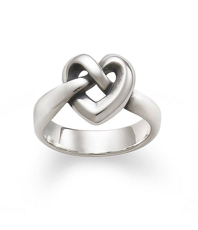 ジェームズ エイヴリー レディース 指輪 アクセサリー Heart Knot Ring Sterling Silver