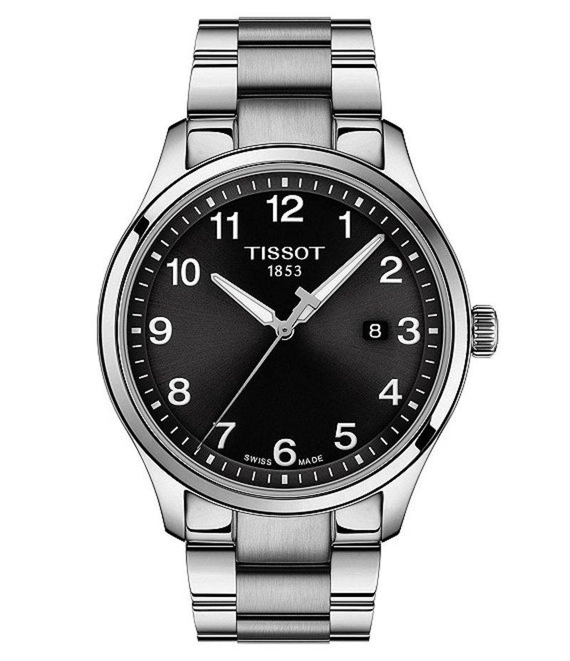 ティソット メンズ ブレスレット・バングル・アンクレット アクセサリー Gent XL Classic Watch Silver