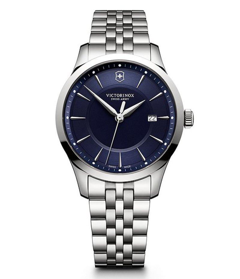 ビクトリノックス メンズ 腕時計 アクセサリー The Alliance Collection All Sport Bracelet Strap Watch Black