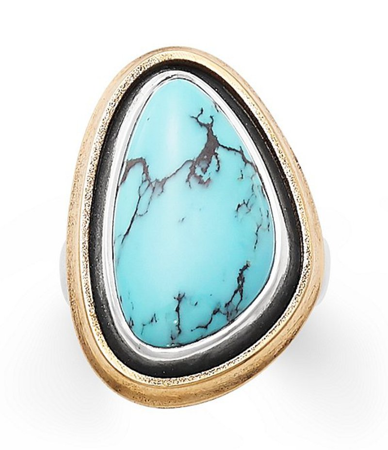 ジェームズ エイヴリー レディース 指輪 アクセサリー Puerto De Luna Ring Sterling Bronze
