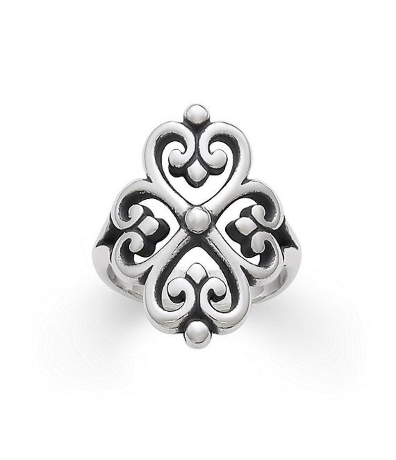 ジェームズ エイヴリー レディース 指輪 アクセサリー Sterling Silver Adorned Hearts Ring Sterling Silver