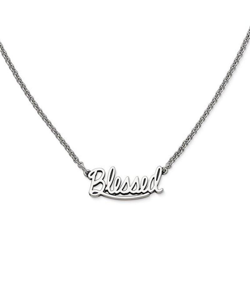ジェームズ エイヴリー レディース ネックレス・チョーカー アクセサリー Blessed Adjustable Necklace Sterling Silver