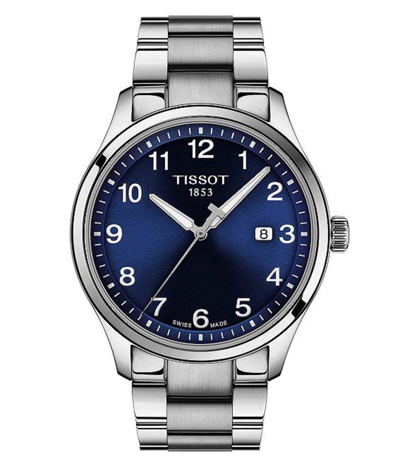 ティソット メンズ 腕時計 アクセサリー Gent XL Classic Watch Grey