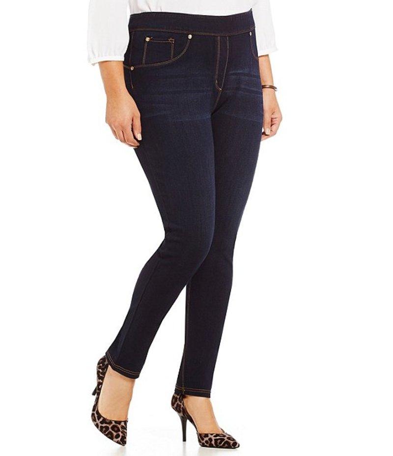 ピーター ナイガード レディース デニムパンツ ボトムス Nygard SLIMS Plus Luxe Denim Skinny Jeans Twilight Wash