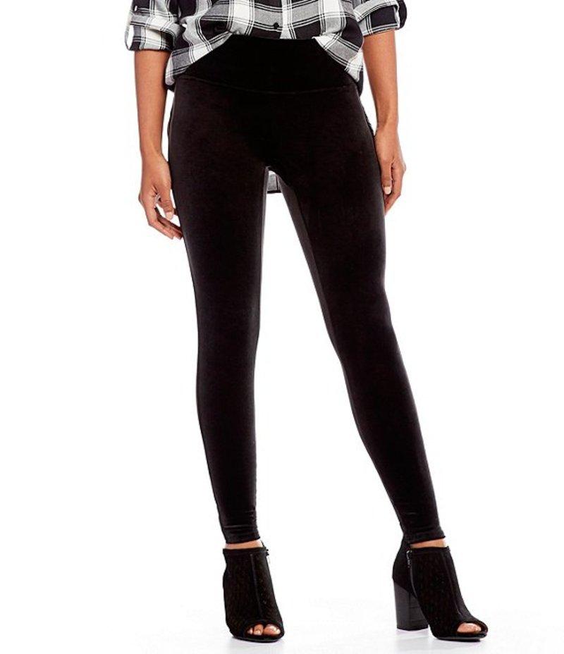 スパンク レディース カジュアルパンツ ボトムス Velvet Leggings Black
