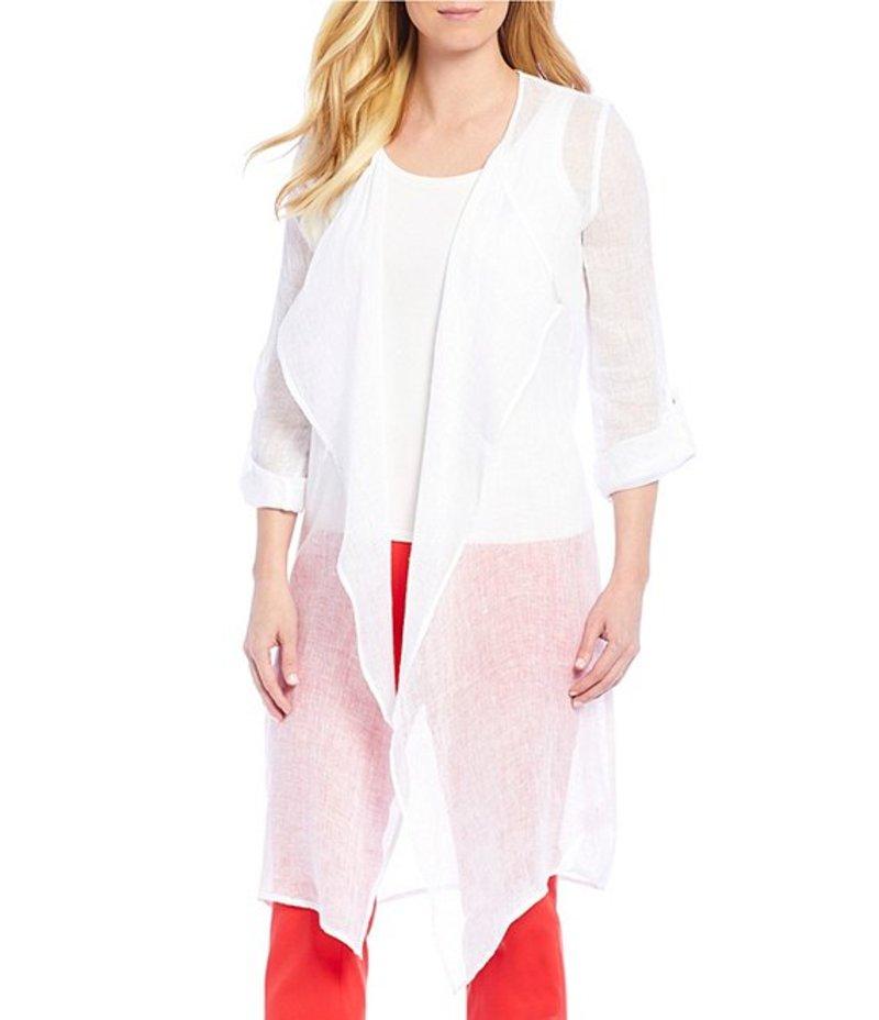 ゾゾ レディース カーディガン アウター Strut Your Stuff Kimono Paper White