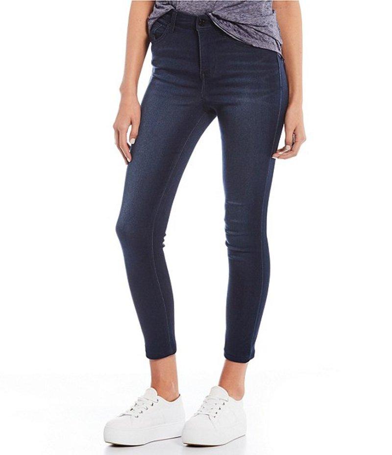 ウィリアム ラスト レディース デニムパンツ ボトムス Sculpted High Rise Ankle Skinny Jeans Fearless Instinct