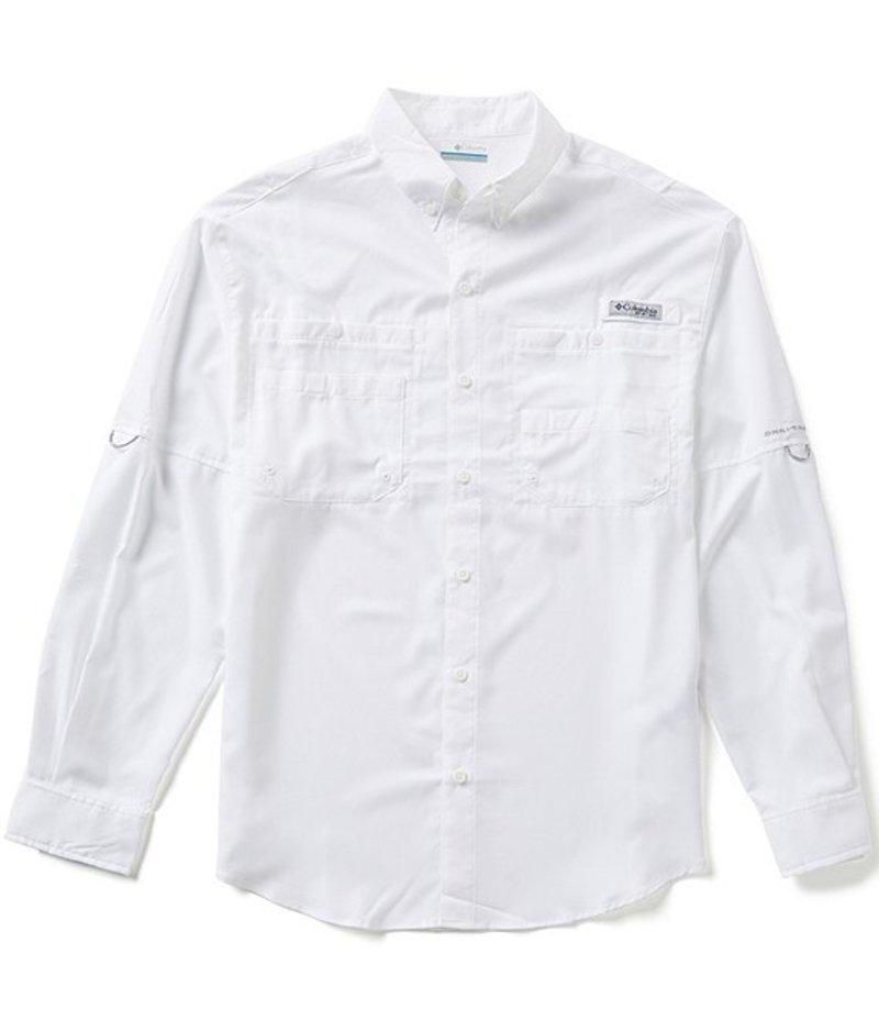 コロンビア メンズ シャツ トップス PFG Tamiami II Shirt White