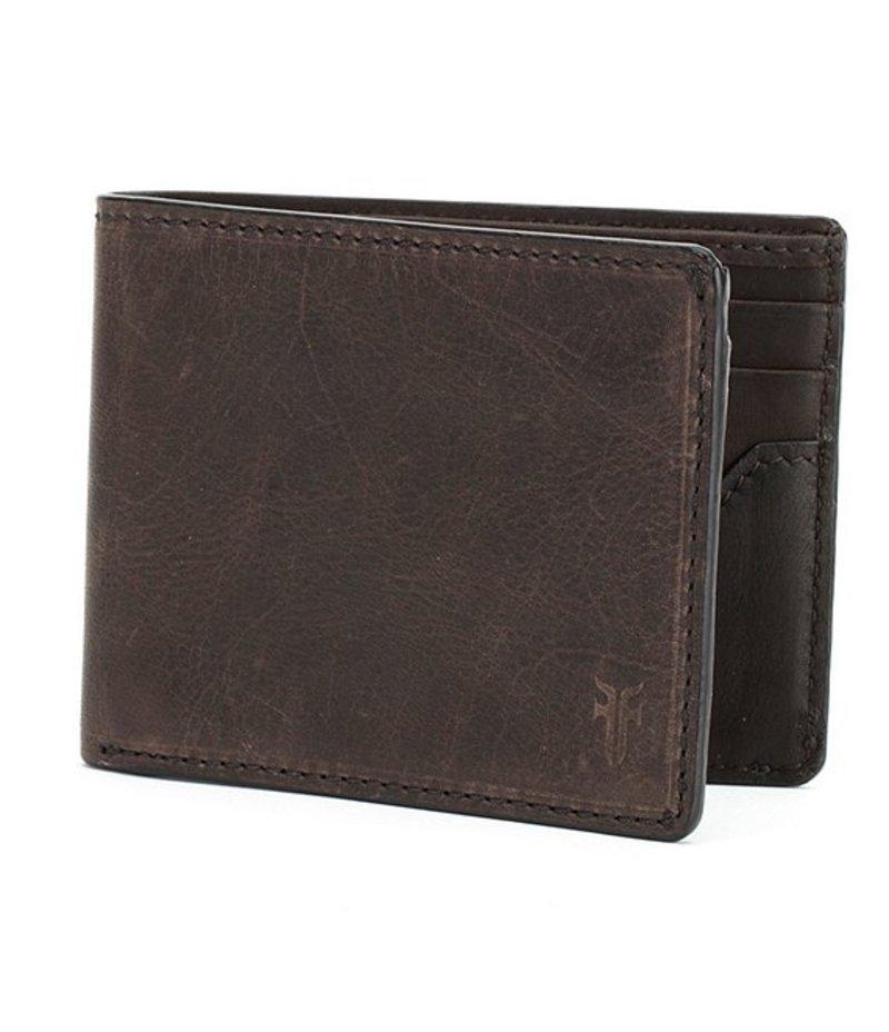 フライ メンズ 財布 アクセサリー Logan Slim ID Billfold Wallet Slate