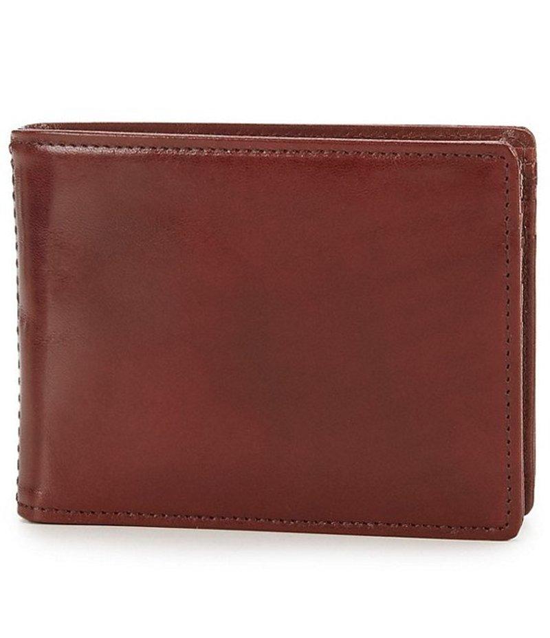 ボスカ メンズ 財布 アクセサリー Old Leather Executive I.D. Wallet Dark Brown