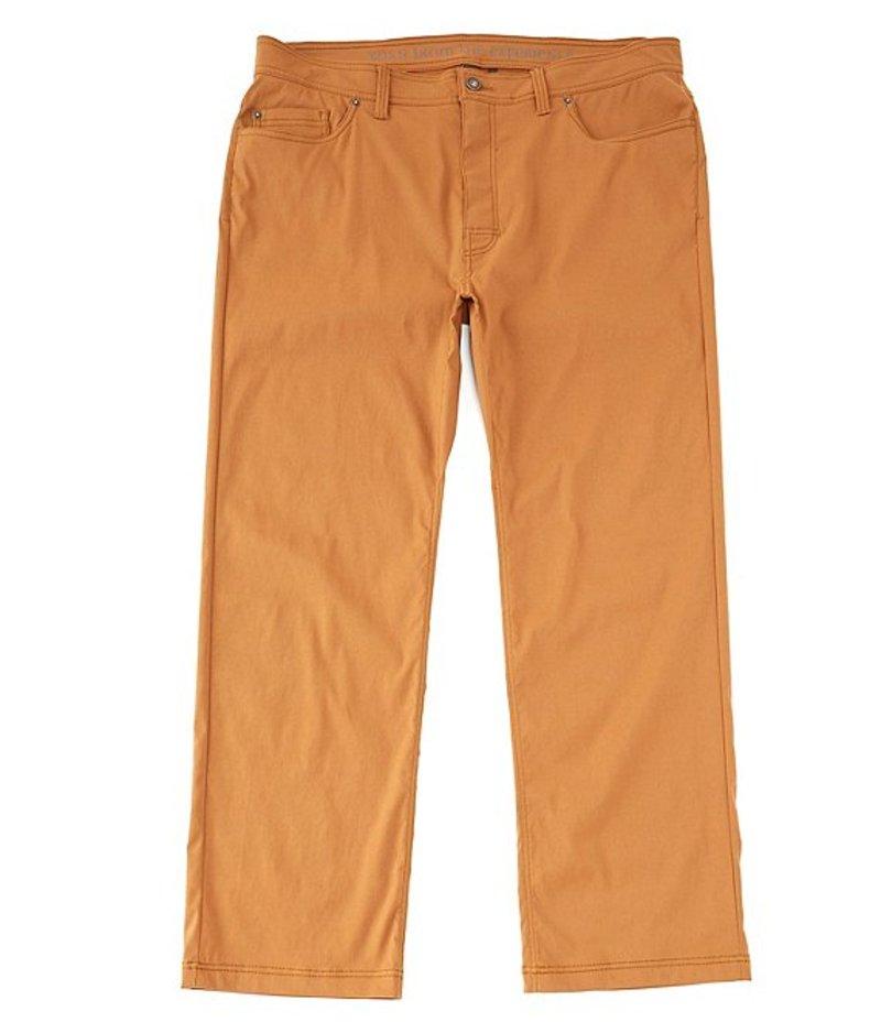 プラーナ メンズ カジュアルパンツ ボトムス Prana Brion Modern-Fit 5-Pocket Water-Repellent Stretch Pants Sepia