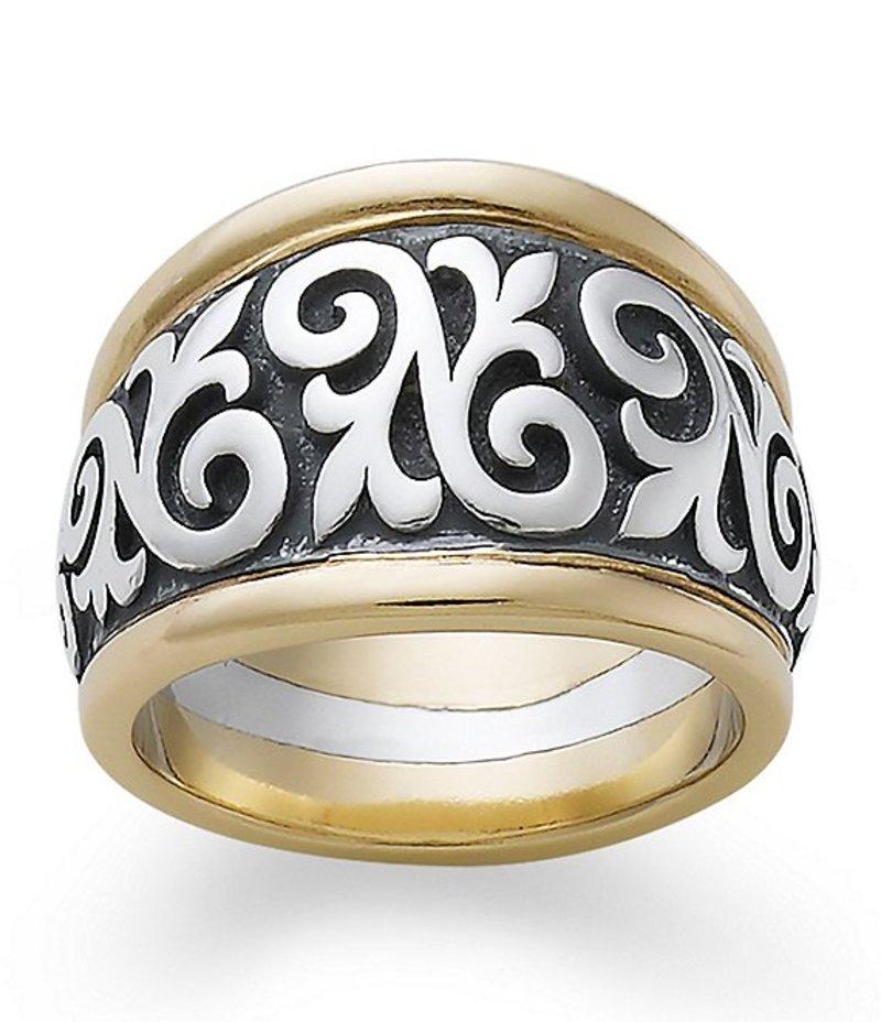 ジェームズ エイヴリー メンズ 指輪 アクセサリー 14k Gold Scrolled Fleur-De-Lis Ring 14k Gold:ReVida 店