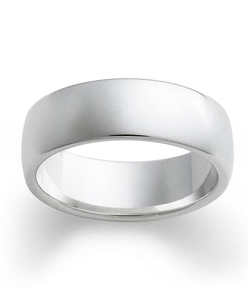 ジェームズ エイヴリー メンズ 指輪 アクセサリー Wide Athena Band Sterling Silver