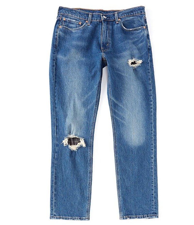 リーバイス メンズ デニムパンツ ボトムス Levi'sR 541 Athletic-Fit Plaid Jeans Top of The Morning