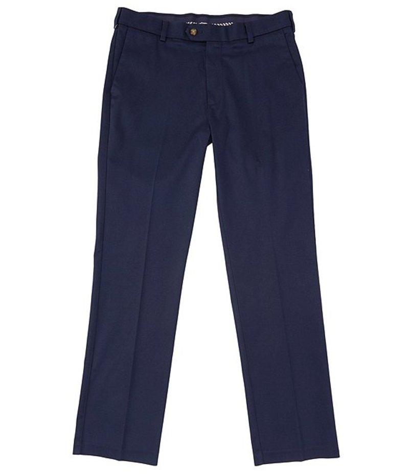 ラウンドトゥリーアンドヨーク メンズ カジュアルパンツ ボトムス TravelSmart CoreComfort Straight Flat-Front Straight Fit Chino Pant Dark Navy