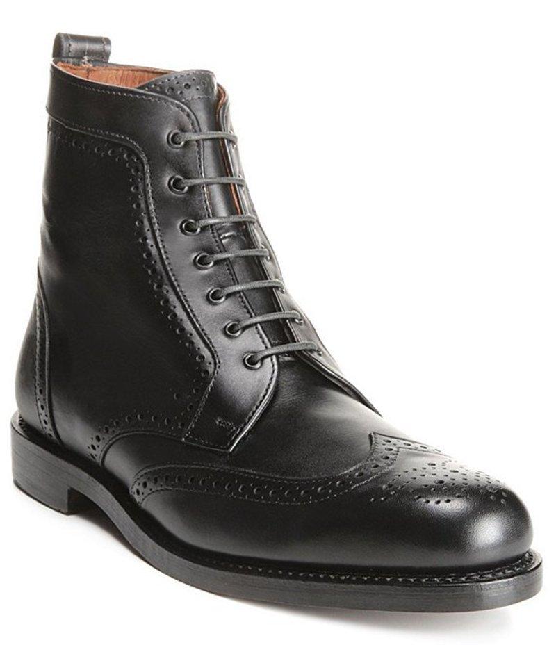 アレンエドモンズ メンズ ドレスシューズ シューズ Men's Dalton Wingtip Boots Black
