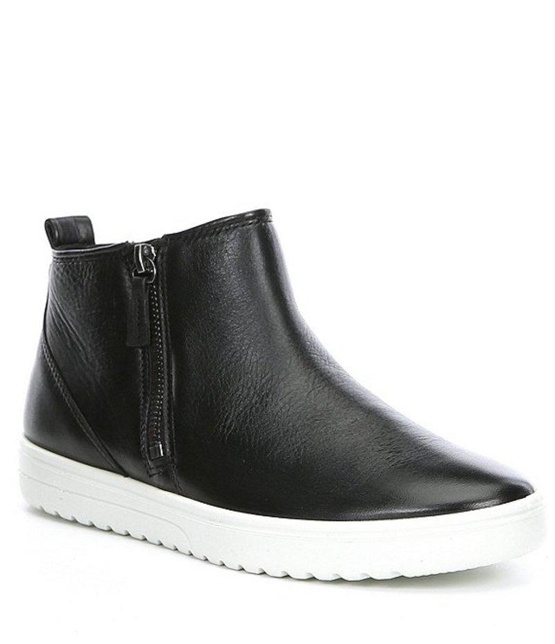 エコー レディース ブーツ・レインブーツ シューズ Fara Leather Ankle Bootie Black