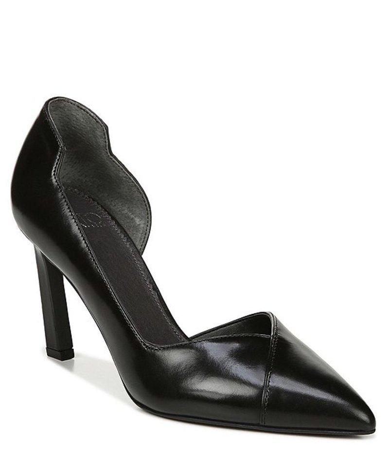 フランコサルト レディース ヒール シューズ Sarto by Franco Sarto Stefi 2 Leather d'Orsay Pumps Black