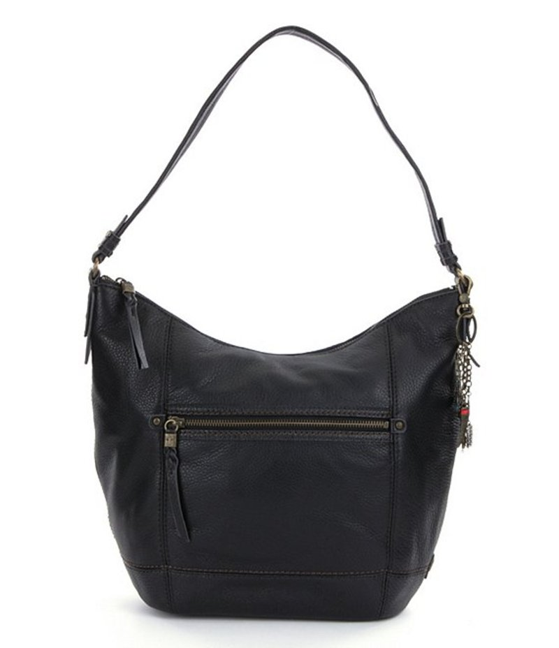 ザサック レディース ショルダーバッグ バッグ Sequoia Hobo Bag Black