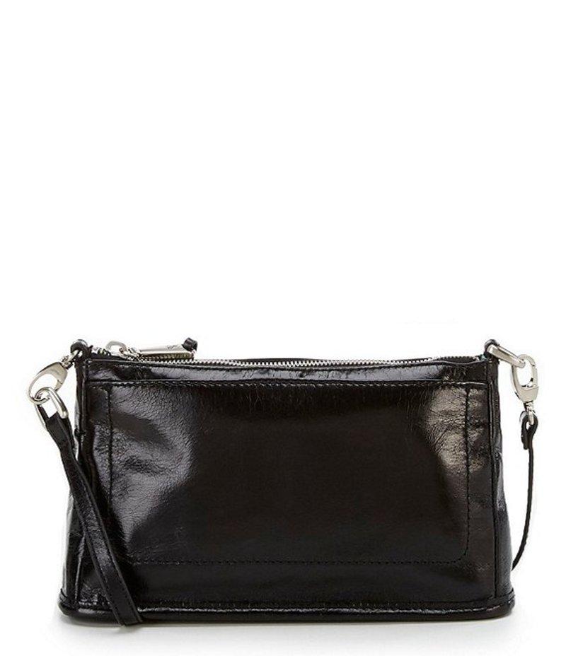 ホボ レディース ショルダーバッグ バッグ Cadence Mini Leather Crossbody Black