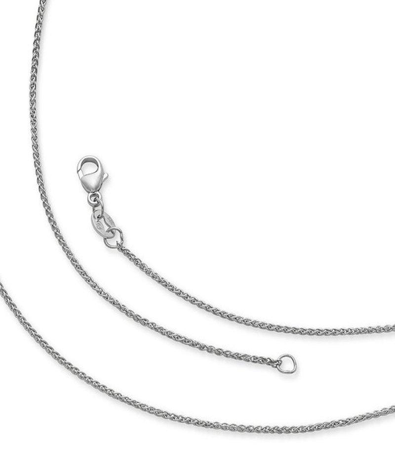 ジェームズ エイヴリー レディース ネックレス・チョーカー アクセサリー Sterling Silver Fine Spiga Chain Sterling Silver