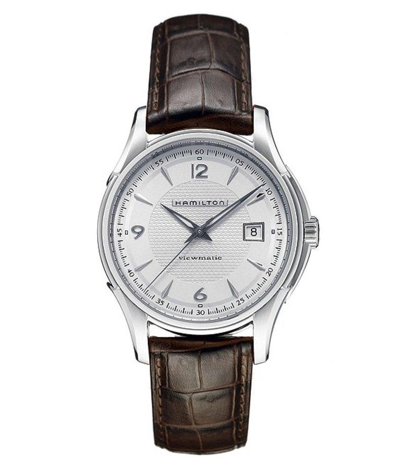 ハミルトン メンズ 腕時計 アクセサリー Jazzmaster Viewmatic Automatic Watch Silver