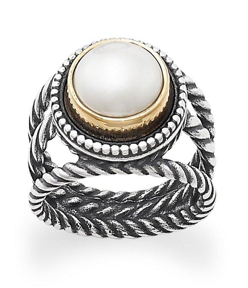 ジェームズ エイヴリー レディース 指輪 アクセサリー Marjan Cultured Pearl Ring Sterling Bronze