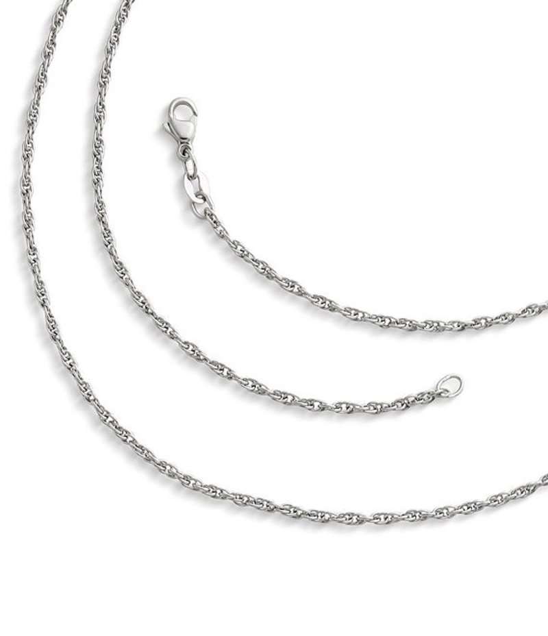 ジェームズ エイヴリー レディース ネックレス・チョーカー アクセサリー Light Rope Chain Sterling Silver