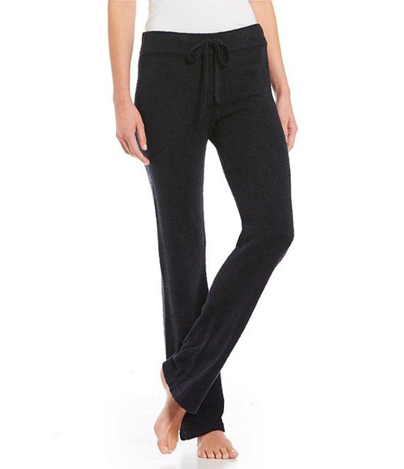 ベアフットドリームス レディース カジュアルパンツ ボトムス Bamboo Chic Lite Lounge Pants Black