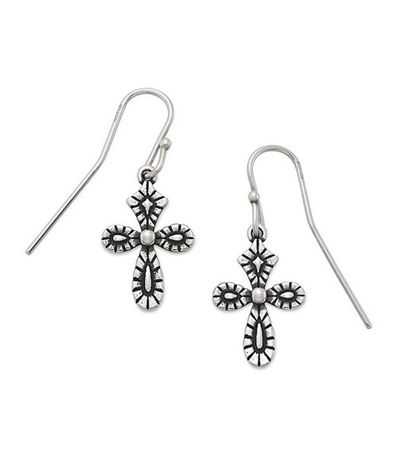 ジェームズ エイヴリー レディース ピアス・イヤリング アクセサリー Radiant Cross Ear Hook Earrings Sterling Silver