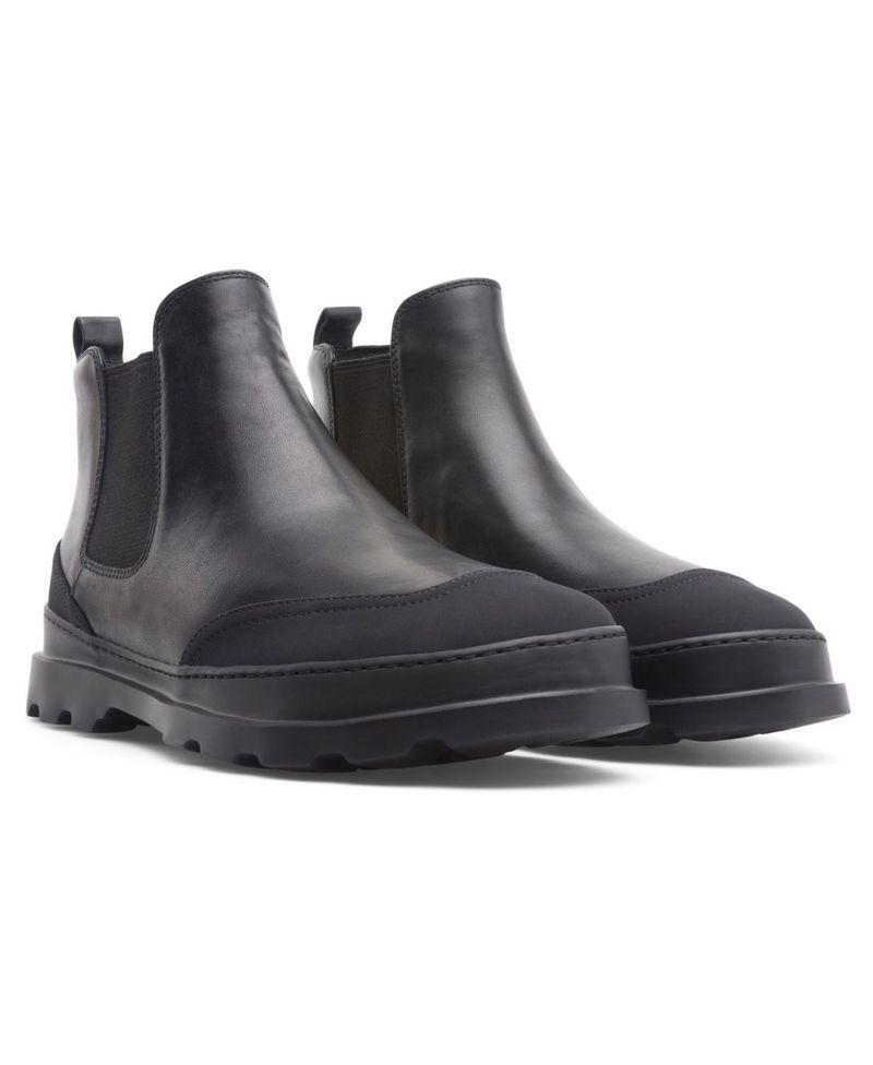 送料無料カード決済可能 送料無料 サイズ交換無料 カンペール メンズ シューズ ブーツ Black レインブーツ Men's Boots Brutus 希少