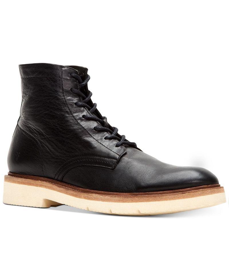 送料無料 サイズ交換無料 フライ 再再販 メンズ シューズ ブーツ レインブーツ Men's Boots まとめ買い特価 Jack Bowery Black