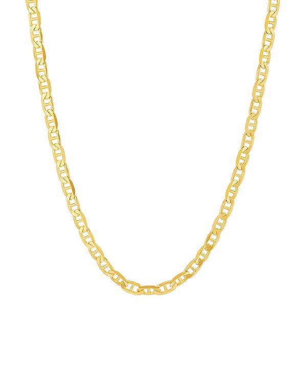 【予約販売品】 イタリアン レディース ゴールド レディース Yellow ネックレス・チョーカー・ペンダントトップ Mariner アクセサリー Polished 20 Mariner Chain in Solid 10K Yellow Gold Yellow Gold, Aina Tシャツ メンズ リュック:dfbd7305 --- beautyflurry.com
