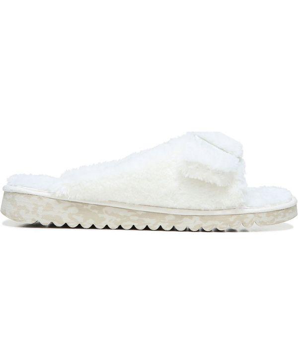 送料無料 誕生日プレゼント サイズ交換無料 ドクター ショール レディース シューズ Og Slippers 大決算セール Women's White Staycay サンダル