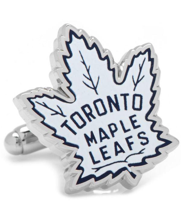 アクセサリー カフリンクス メンズ Leafs Maple Cufflinks カフスボタン Blue Vintage Toronto