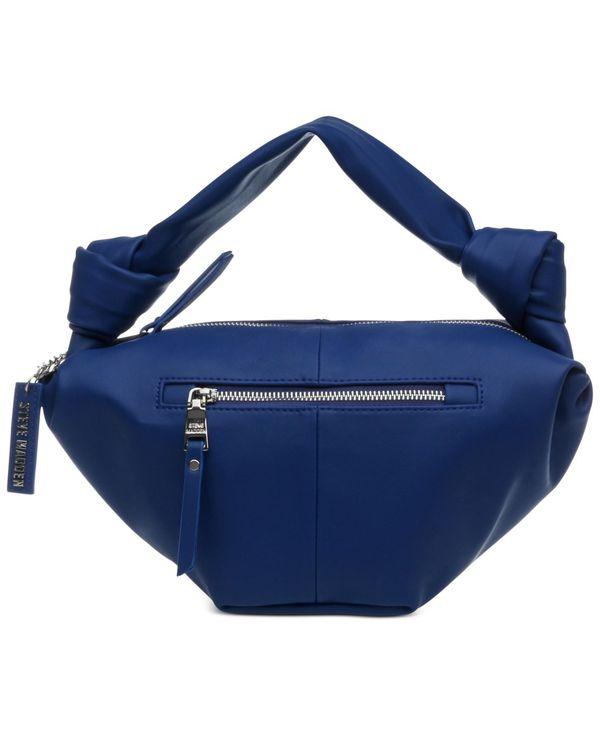 送料無料 サイズ交換無料 スティーブ マデン レディース バッグ ボディバッグ・ウエストポーチ Blue スティーブ マデン レディース ボディバッグ・ウエストポーチ バッグ Bivanna Sling Bag Blue