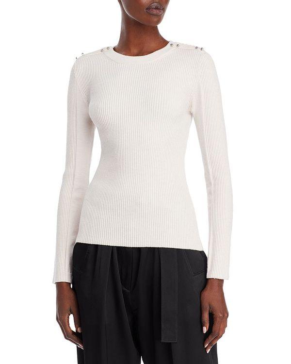 【福袋セール】 スリーワンフィリップリム レディース Ribbed ニット・セーター アウター Ribbed Knit Crewneck Blush Sweater Sweater Light Blush, 産山村:592c73b0 --- gerber-bodin.fr