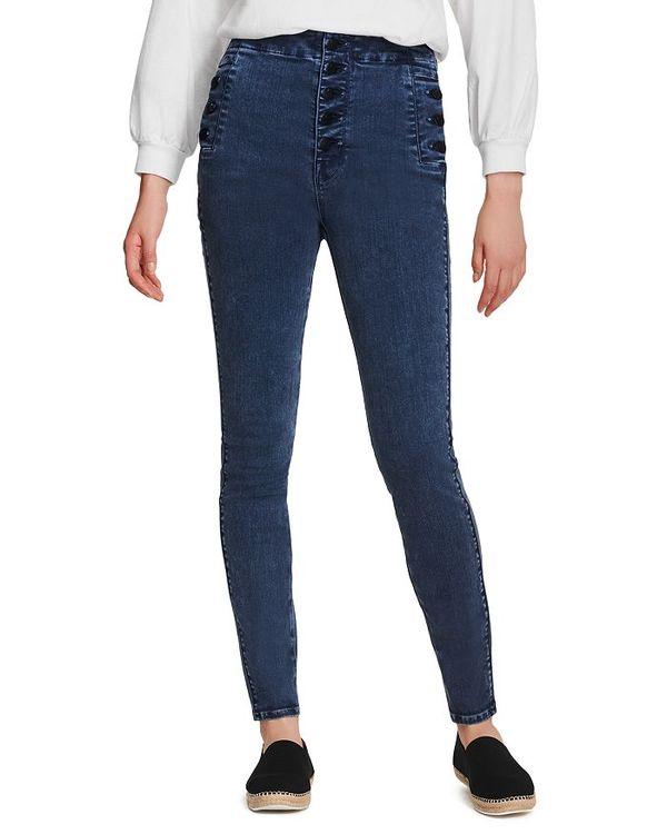 ボトムス Skinny Jeans ジェイブランド in Natasha Chromatic High Rise Sky デニムパンツ Chromatic レディース