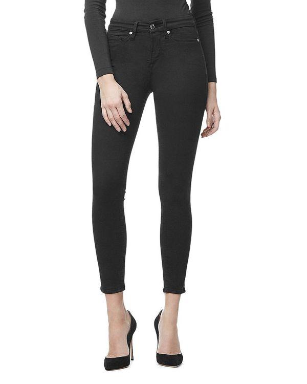 Jeans Crop ボトムス Good Black001 デニムパンツ in レディース Legs Black001 グッドアメリカン