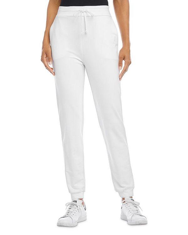 カレンケーン レディース カジュアルパンツ ボトムス French Terry Sweatpants Off White
