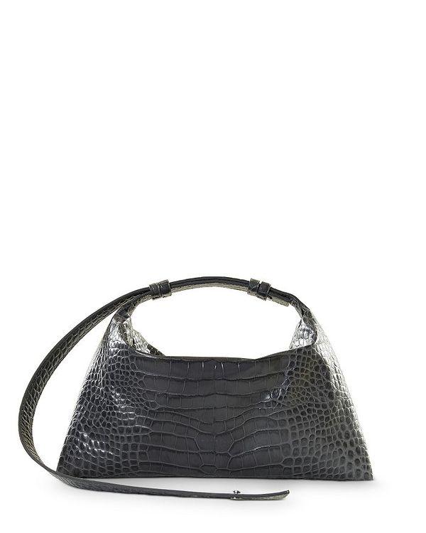 新着 サイモンミラー レディース Puffin Bag ショルダーバッグ Shoulder バッグ Puffin Leather Shoulder Bag Charcoal/Charcoal, エバーラケット:8d0cef68 --- svatebnidodavatel.cz