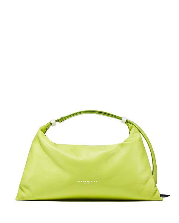 【送料込】 サイモンミラー レディース Kiwi/Yellow ショルダーバッグ バッグ レディース Puffin Leather サイモンミラー Shoulder Bag Kiwi/Yellow, ソウサグン:f3fae099 --- jeuxtan.com